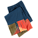Blue Bandhani Pants