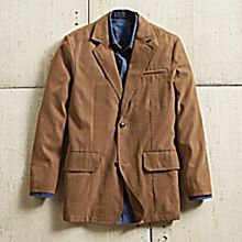 Large Brown Mens Clothing
