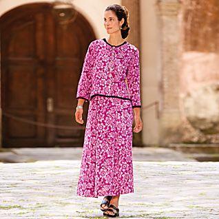 Balinese Batik Skirt