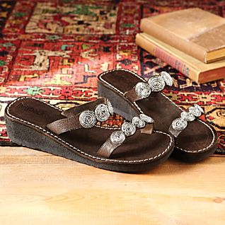 View Women's Maasai Beaded Sandals image