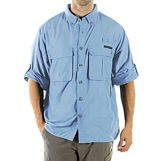 View Men's Ex Officio Air Strip Lite Long-Sleeve Shirt image