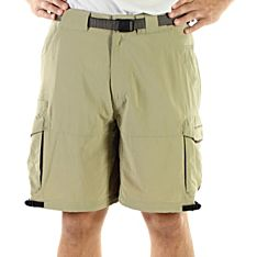 100% Nylon Men's Ex Officio Nio Amphi Shorts