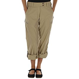 View Women's Ex Officio Nomad Roll-Up Pants image