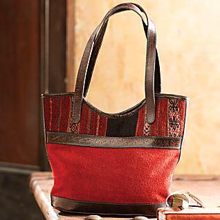 Bolivian Aguayo Handbag