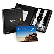 Geno 2.0 - Genographic Project Participation and DNA Ancestry Kit