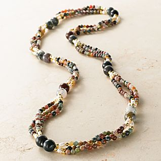 View Fancy Jasper Agate Necklace image