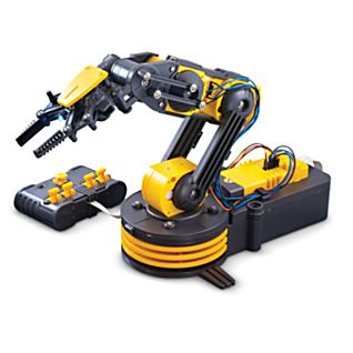 View Robotic Arm Engineering Kit image