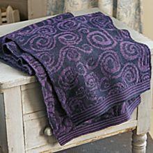 100% Wool Newgrange Scarf