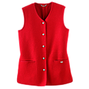 Women's Geiger Classic Austrian Boiled Wool Vest