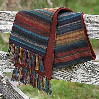 Uros Islands Scarf