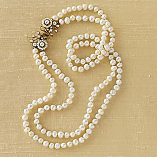 View Caserta Palace Pearl Necklace image