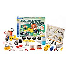 Eco-Battery Vehicles Kit, Ages 10 and Up