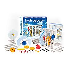 Hydropower Kit, Ages 8 and Up
