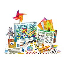 Little Labs: Intro to Engineering Kit, Ages 5 and Up