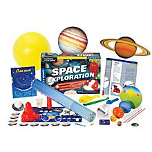 Space Exploration Kit, Ages 8 and Up