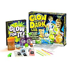 Glow in the Dark Lab Kit, Ages 7 and Up
