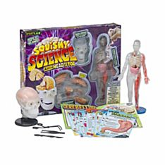 Squishy Science Lab Kit, Ages 8 and Up