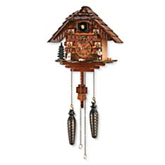 Chalet Cuckoo Clock, Made in Germany