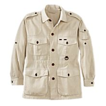 Imported Men's Cotton Safari Jacket