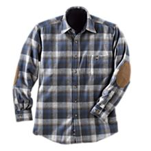Men's Washable U.S. Wool Trail Shirt, Made in Mexico