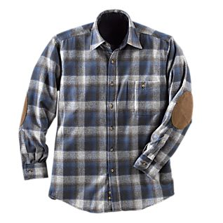 National Geographic Washable U.S. Wool Trail Shirt