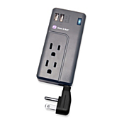 Share-A-Watt Travel Power Adapter 2001404