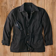 Canvas Men's American Drifter Ranch Coat