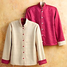Cotton Jackets for Women