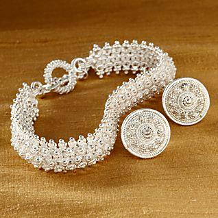 Lao Flower Bracelet