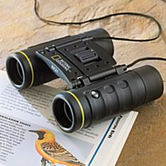 National Geographic 8 x 21 Mini-binoculars