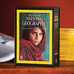 View The Complete National Geographic on 7 DVD-ROMs image