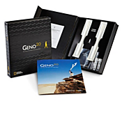 Geno 2.0 - Genographic Project Participation and DNA Ancestry Kit, Europe & Australia Delivery