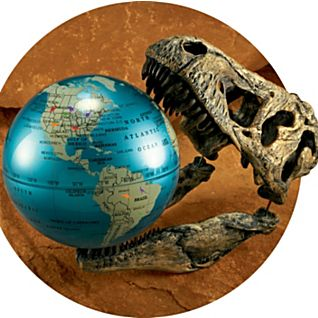 View National Geographic Ultimate Dinopedia Globe image