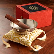 Himalayan Singing Bowl Set