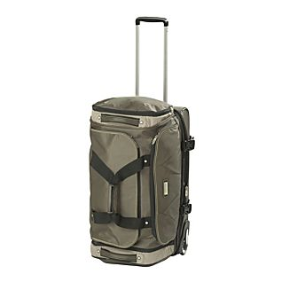 National Geographic Northwall 26-inch Drop-bottom Rolling Duffel