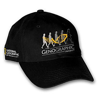 View Genographic Project Hat image
