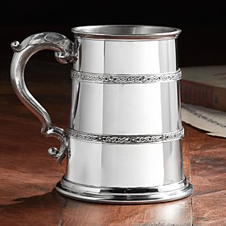 View Celtic Pewter Tankard image