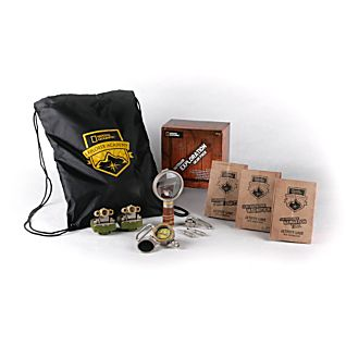 View National Geographic Young Explorer's Outdoor Exploration Gear Pack image
