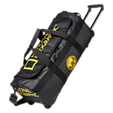Tech Wheeled Duffel