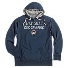 National Geographic Logo Hoodie