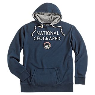 View National Geographic Logo Hoodie image