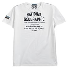 National Geographic Mission T-shirt