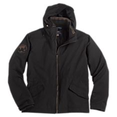 National Geographic Hooded Shell Jacket
