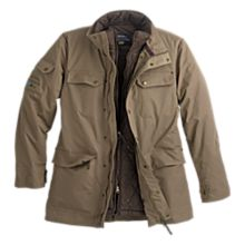Rugged Explorer's Short Jacket