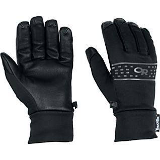 Men's Sensor Wind-resistant Gloves