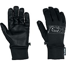 Imported Women's Sensor Wind-Resistant Gloves