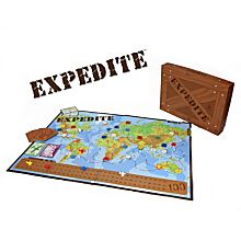 Expedite Board Game, Ages 10 and Up
