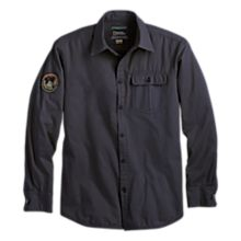 National Geographic Cotton Twill Buttondown
