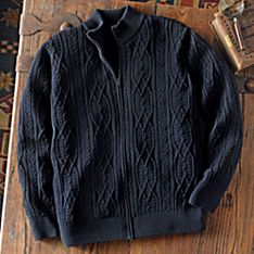 Men's Catedral de Arequipa Pima Cotton Cardigan