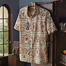 Men's Shekhawati Cotton Shirt, Made in India
